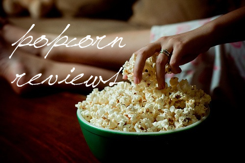 popcorn review - books keep me sane
