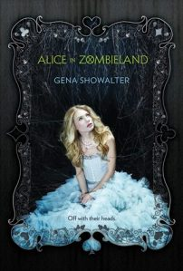 alice in zombieland books keep me sane