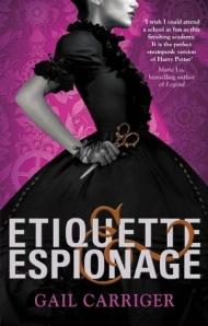 ettiqutte and espionage books keep me sane