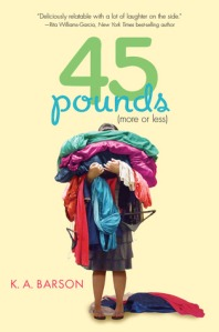 45 pounds more or less books keep me sane