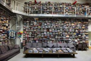 700_karl-lagerfeld-library-paris-the-selby books keep me sane