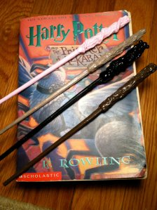 harry potter wands books keep me sane