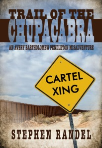 trail of the chupacabra books keep me sane