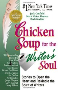 chicken soup for the writer's soul books keep me sane