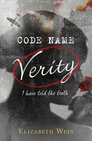 code name verity books keep me sane