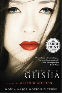 memoirs of a geisha books keep me sane