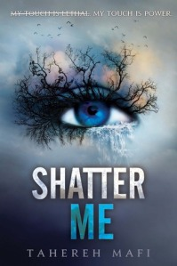 shatter me books keep me sane