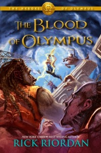 the blood of olympus books keep me sane