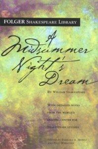 a midsummer night's dream books keep me sane