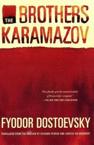 brothers karamazov books keep me sane