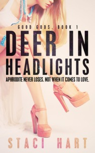 deer in headlights 2 books keep me sane