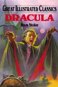 dracula books keep me sane