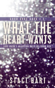what the heart wants 2 books keep me sane