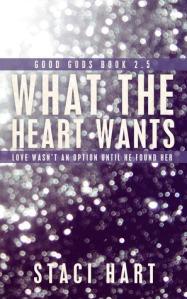 what the heart wants 2 books keep me sane