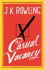 casual vacancy books keep me sane