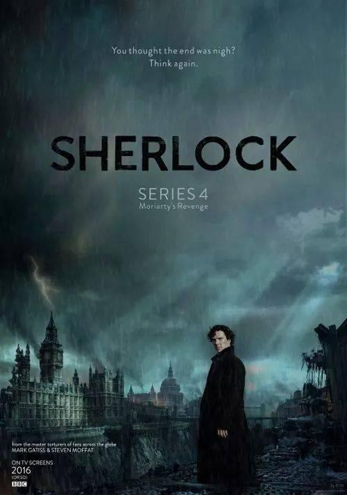 sherlock season 4 promo poster