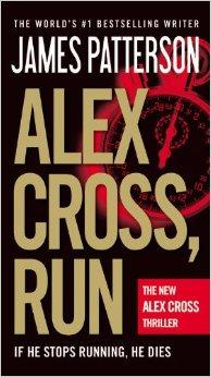 alex cross run books keep me sane