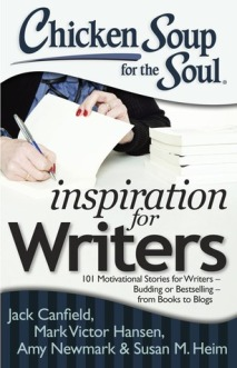 chicken soup for the soul inspiration for writers books keep me sane