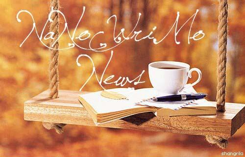 nanowrimo news books keep me sane
