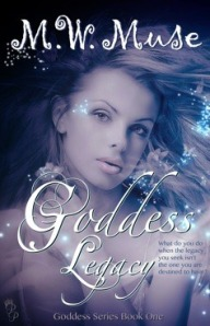 goddess legacy books keep me sane