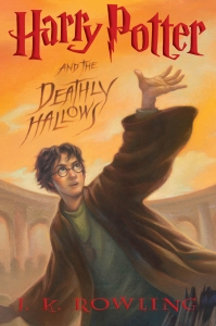 harry potter and the deathly hallows books keep me sane