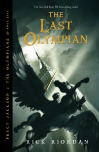 the last olympian books keep me sane