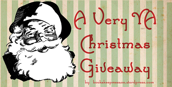 a very ya christmas giveaway poster