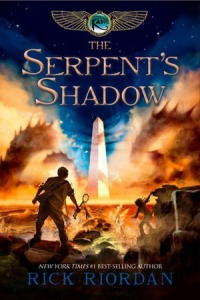 the serpent's shadow books keep me sane