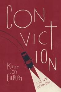 conviction books keep me sane