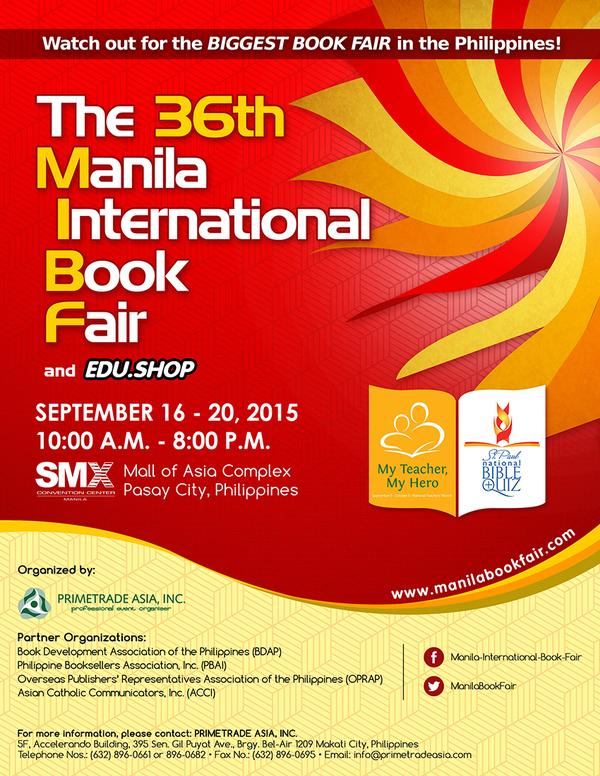 manila intrnational book fair 2015