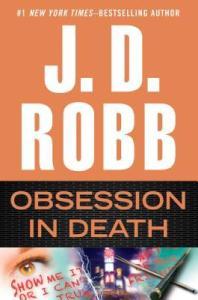 obsession in death books keep me sane
