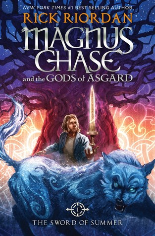 the sowrd of summer magnus chase and the gods of asgard books keep me sane